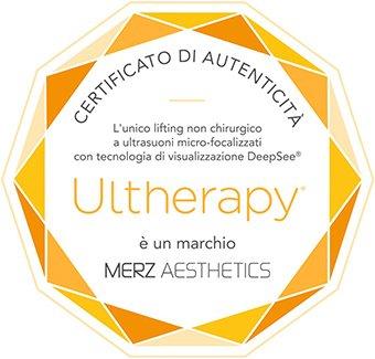 certificato ultraterapy