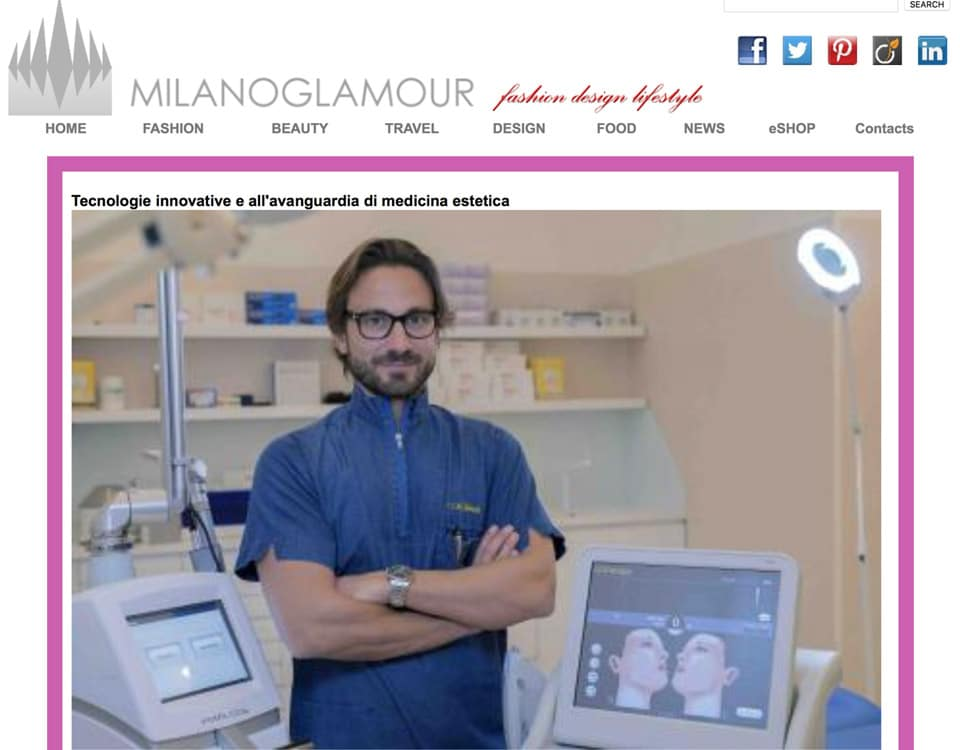 Tecnologie innovative e all'avanguardia di medicina estetica