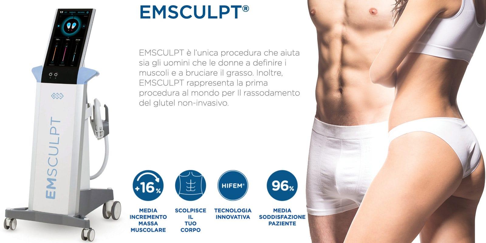 EMSCULPT Milano